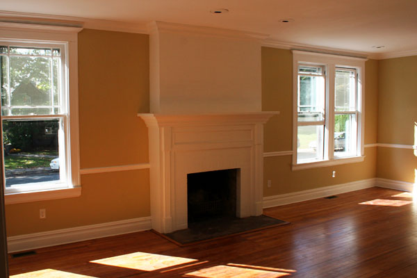 Interior Trim Work : Custom interior trim work xcelrenovation
