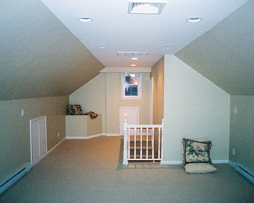 Finished Attic Xcelrenovation