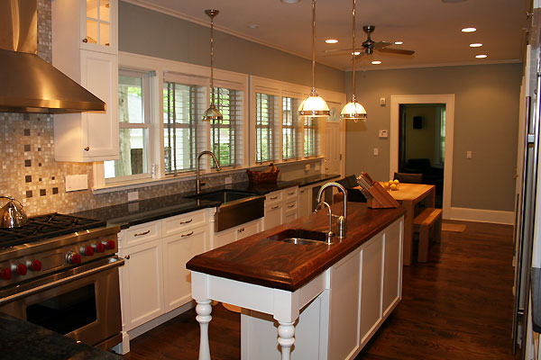 Country kitchen ceiling fans kitchen design ideas french country elegance xcelrenovation country kitchen design using white furniture and black ceiling fan aloadofball Image collections