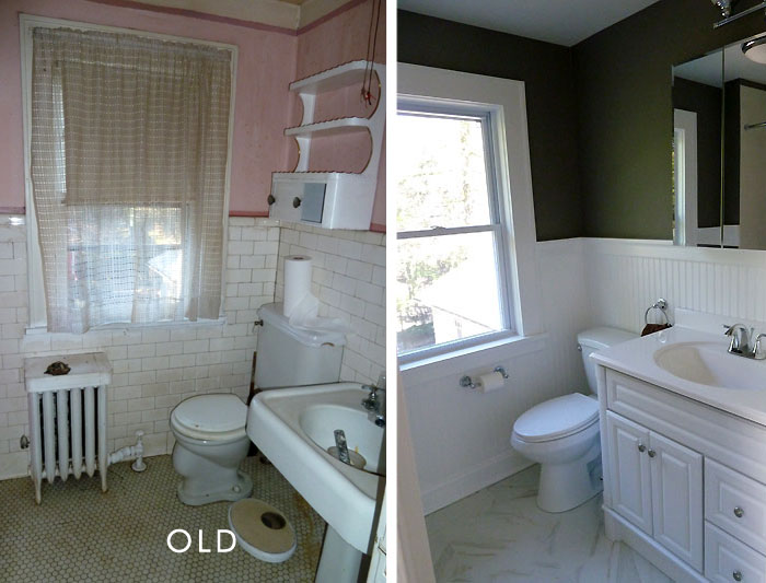 see renovations - Bathroom Ideas Marble