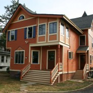 Painted Lady Victorian Exterior Remodeling