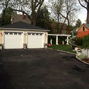 Colonial Garage Renovation