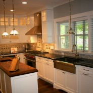 Rustic Kitchen Remodel with Custom Cabinets