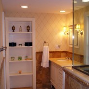 Luxury Master Bathroom with Steam Shower