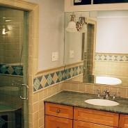 Modern Bathroom with Clawfoot Tub