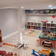 A Child's Favorite Basement