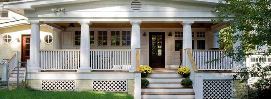 Beautiful Porch Addition