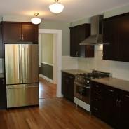 Maplewood Historic Restoration Kitchen