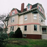 Painted Lady Exterior Revived