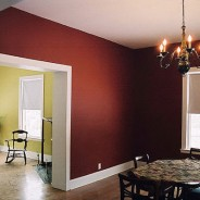 Painted Lady Dining Room and Staircase Remodeling